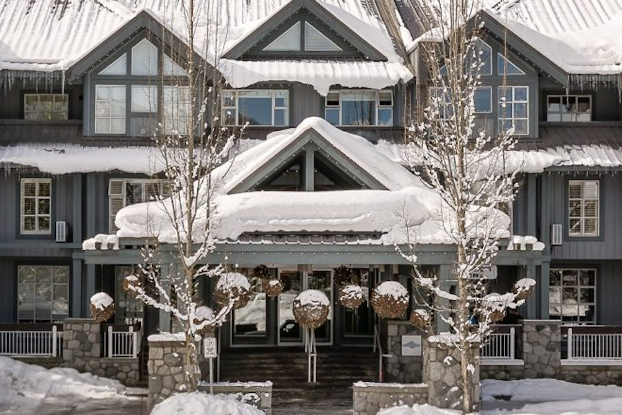 Glacier Lodge Whistler   Featured Image