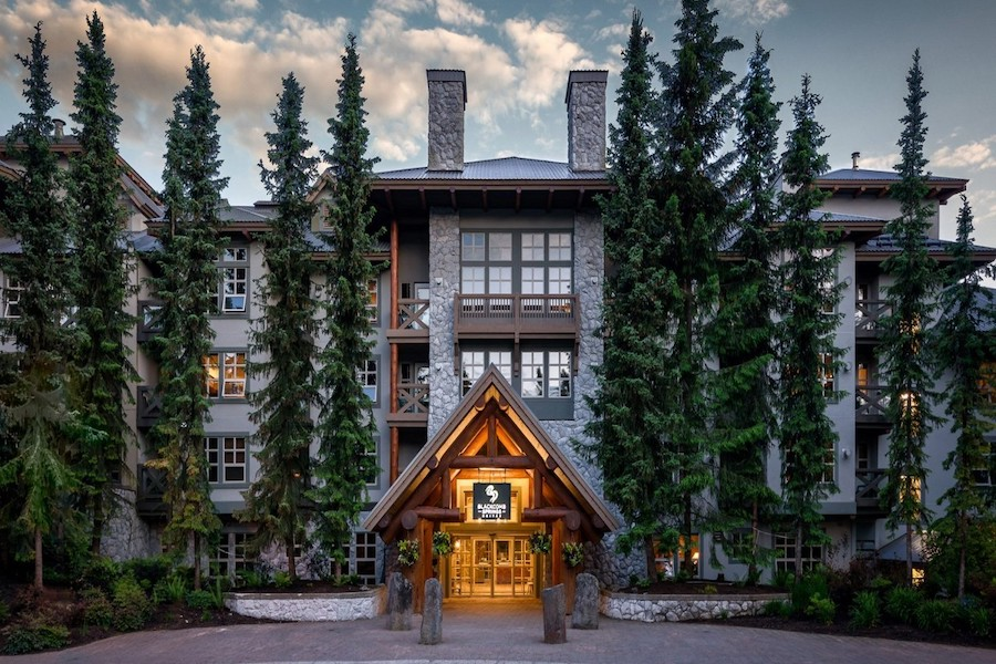 Blackcomb Springs Suites Whistler   Featured Image